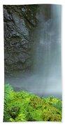 Kauai Inland Falls Beach Towel