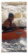 Kayak 9 Just Relax Beach Towel