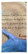 Kaypacha  May 18, 2016 Beach Towel