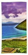 Keem Bay - Ireland Beach Towel