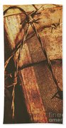 Keepers Of The Oath Beach Towel