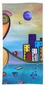 Kellyroy Series #4 Beach Towel