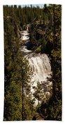 Kepler Cascades Beach Towel