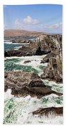 Kerry Cliffs Beach Towel
