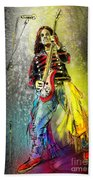 Kev Moore Beach Towel