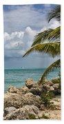 Key West Paradise 4 Beach Towel