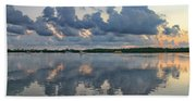 Key West Sunrise 7 Beach Towel