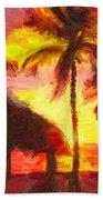 Keys Beach Towel