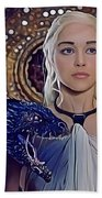 Khaleesi Beach Towel