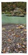 Khosty River. Beach Towel