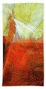Kilauea Beach Towel