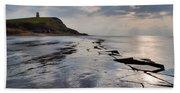 Kimmeridge Bay - England Beach Towel