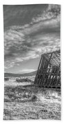 King Homestead_bw-1603 Beach Towel