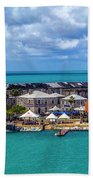 Kings Wharf, Bermuda Beach Towel