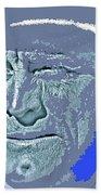Kirk Douglas Old Tucson Arizona Number 2 1971-2008 Beach Towel