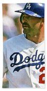 Kirk Gibson, Los Angeles Dodgers Beach Towel