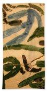 Kite - Tile Beach Towel