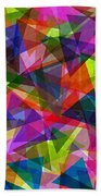 Kite Festival Beach Towel