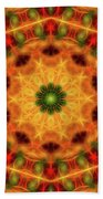 Kiwi  Beach Towel