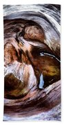 Knot Abstract Beach Towel