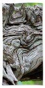 Knotty Tree Beach Towel