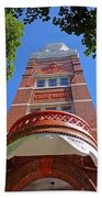 Knoxville Old Courthouse 2 Beach Towel