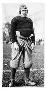 Knute Rockne (1888-1931) Beach Towel