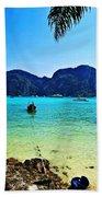 Koh Phi Phi Beach Towel
