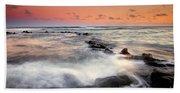 Koloa Dusk Beach Towel