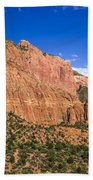 Kolob Canyon Vista Beach Towel