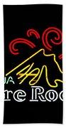 Kona Fire Rock 2 Beach Towel