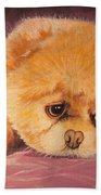 Flying Lamb Productions     Koty The Puppy Beach Towel