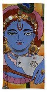 Krishana Beach Towel