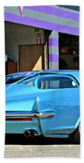 Kustom On The Riviera  Beach Towel