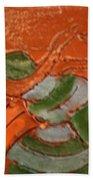Kwepena - Tile Beach Towel