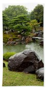 Kyoto Garden  Beach Towel