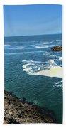 La Bufadora Blowhole Beach Towel