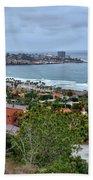 La Jolla Shoreline Beach Sheet