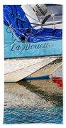La Mouette Beach Towel