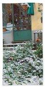 La Neve A Casa Beach Sheet