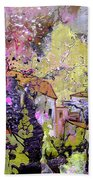 La Provence 10 Beach Towel