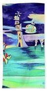 La Tempesta - Grand Canal Palace Beach Sheet