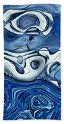 La Tempete - S02a302d Beach Towel