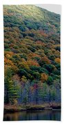 Labrador Pond Hillside Beach Towel