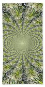 Lacey Kaleidoscope Beach Towel