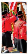 Ladies Auxiliary Palenville Fire Department 8 Beach Towel