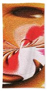 Lady Godiva Beach Towel