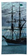 Lady Washington-3 Beach Towel