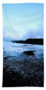Lagoon Waters Beach Towel