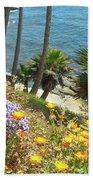 Laguna Beach, Southern California 12 Beach Towel